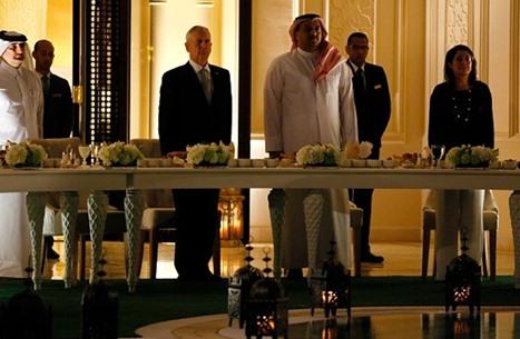 ماتيس والعطية يوقعان اتفاقية لبيع مقاتلات لقطر