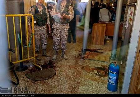 ارتفا عدد الضحایا الاعتداءات الارهابیة فی طهران