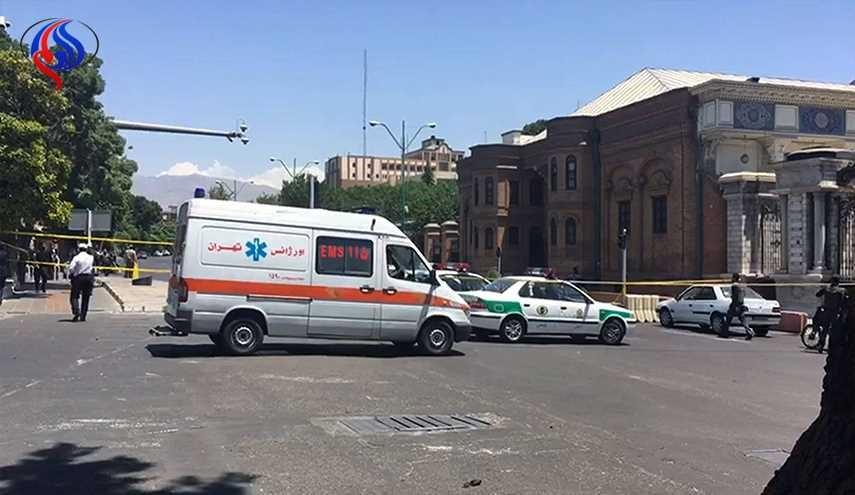 تشييع جثامين شهداء اعتداءات طهران يوم غد عقب صلاة الجمعة