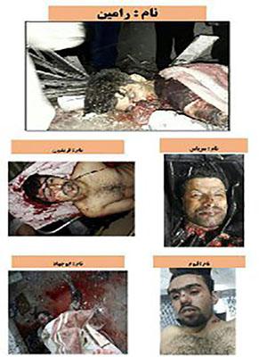 الکشف عن هویة ارهابیی هجومی الامس+ صورة
