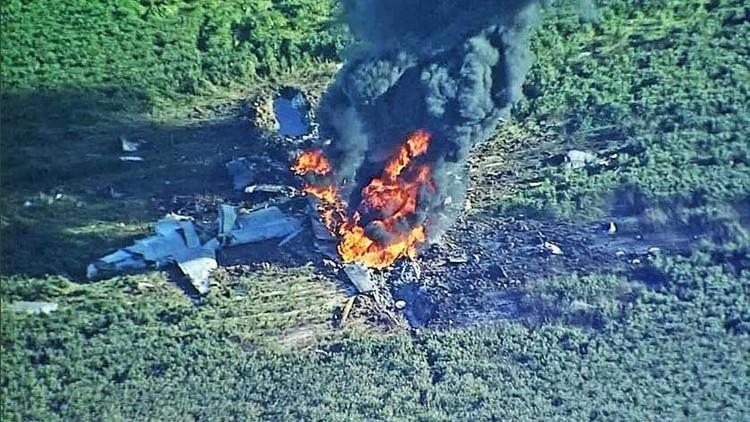 مقتل 16 شخصا بتحطم طائرة عسكرية في ولاية ميسيسبي