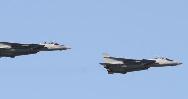 طائرات حربية واستطلاع إسرائيلية تحلق فوق أجواء غزة