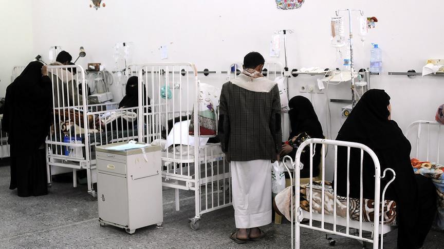 وفيات الكوليرا باليمن