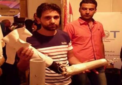 بالفيديو: شاهد اختراع هام لطلاب سوريين