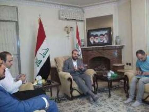 المستشار الاعلي لعمار الحكيم: سياسة الحكومة العراقية وطنية مستقلة
