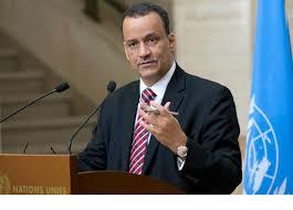المبعوث الاممي الى اليمن