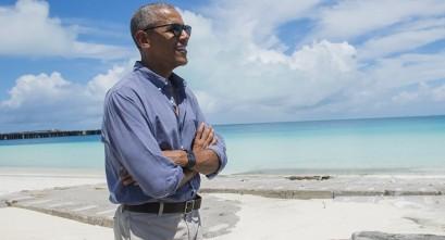 تغريدة أوباما تحصد أكثر إعجابات في تاريخ