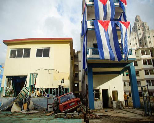 بالصور.. الأثار المدمرة لإعصار إرما فى كوبا