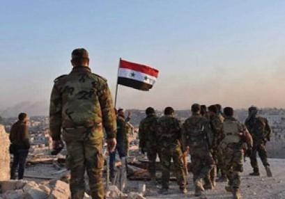 خسائر كبيرة لداعش في معارك عنيفة بريف حمص الشرقي