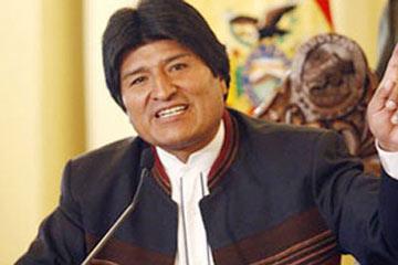رئيس بوليفيا ينتقد نظيره الأمريكى لتدخله الانقلابى فى فنزويلا
