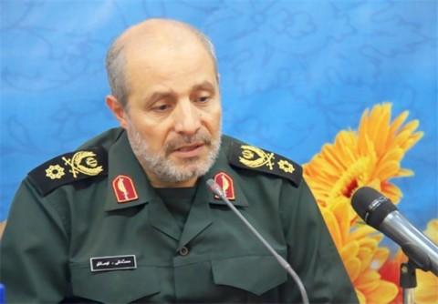 العمید اوصانلو: سندفن الكيان الصهيوني وحلفائه في حال اركابهم اي حماقة في المنطقة