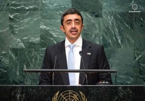 الإمارات تزعم: إيران تنتهك روح الاتفاق النووي
