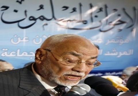 وفاة مهدي عاكف المرشد العام السابق لجماعة الإخوان المسلمين