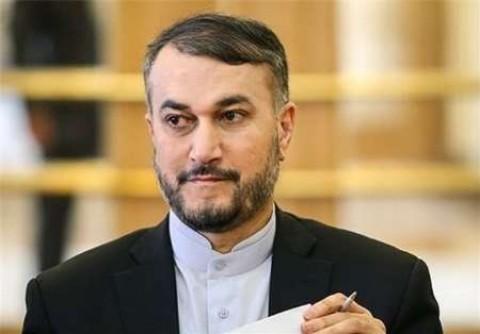 امیرعبداللهیان:علی الإمارات أن توقف جرائمها في الیمن بدلا من توجیه التهم الفارغة ضد إیران