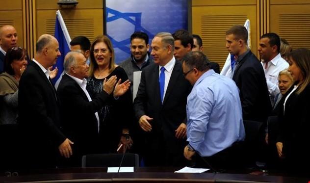 حماس وفتح تدينان تصويت الليكود: إنهاءٌ لعملية التسوية