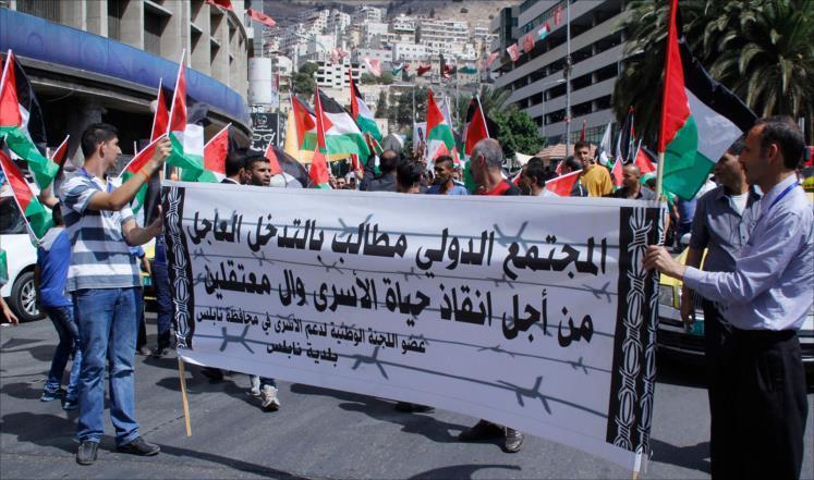 الاحتلال اعتقل سبعة آلاف فلسطيني في 2017