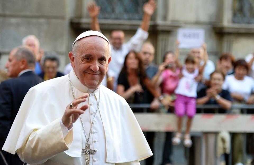البابا في رسالة رأس السنة: حروب وأكاذيب شابت 2017