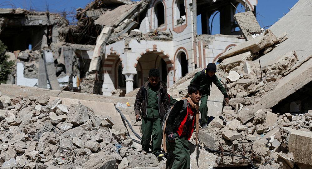 20 قتيلا و8 جرحى في استهداف طيران التحالف سوقا غرب اليمن