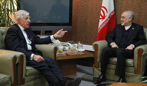صالحي: عدم الاتفاق مع ايران لا يخدم الدول الاوروبية الثلاثة بالتأكيد