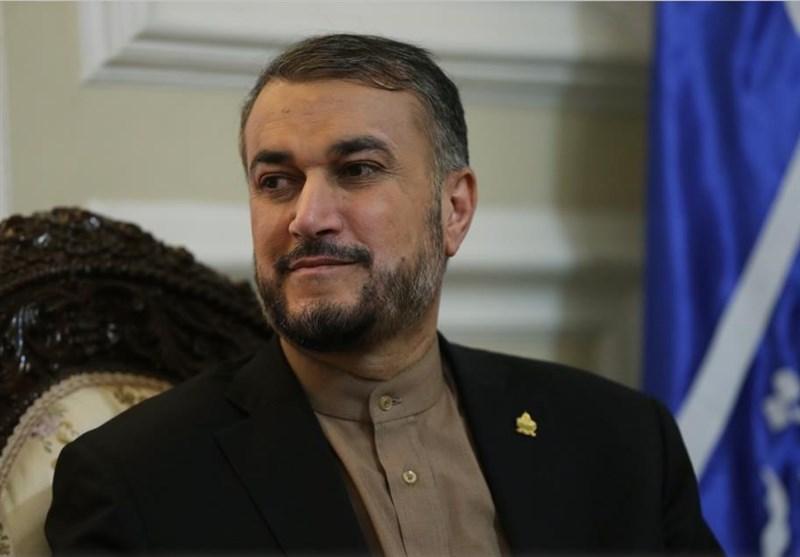 امير عبد اللهيان: ايران تؤكد على تعزيز علاقاتها مع قطر في مختلف المجالات