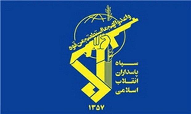 الحرس الثوري: ضبط شحنة من المتفجرات والاحزمة الناسفة شرق ايران