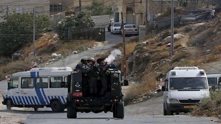 290 جريحا فلسطينيا حصيلة الصدامات مع الجيش الإسرائيلي الجمعة