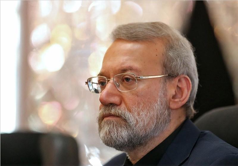 لاريجاني: لن نقبل أي تغيير بالاتفاق النووي
