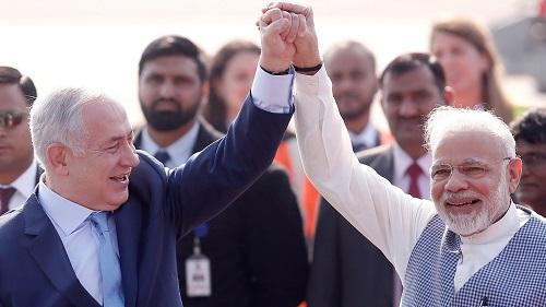 نتنياهو: نتعاون مع الهند في مكافحة الإرهاب