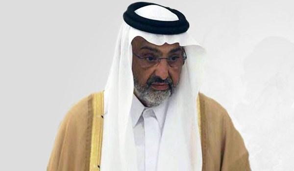أمير قطري يقول انه محتجز في الامارات