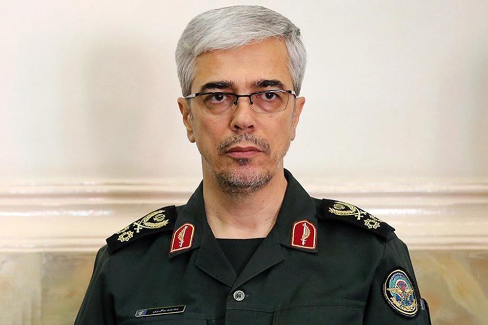 اللواء باقري: العدو حاول فبركة حوادث قتل واصطناع ضحايا في الاضطرابات الاخيرة