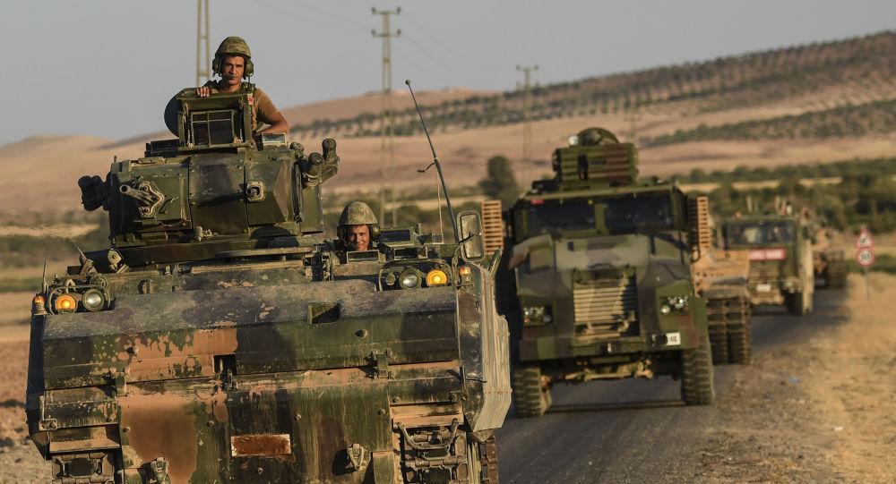 تركيا: تشكيل أمريكا قوة أمنية على الحدود السورية