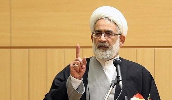 المدعي العام الايراني يصدر أمرا خاصاً بمتابعة حادث ناقلة النفط سانجي