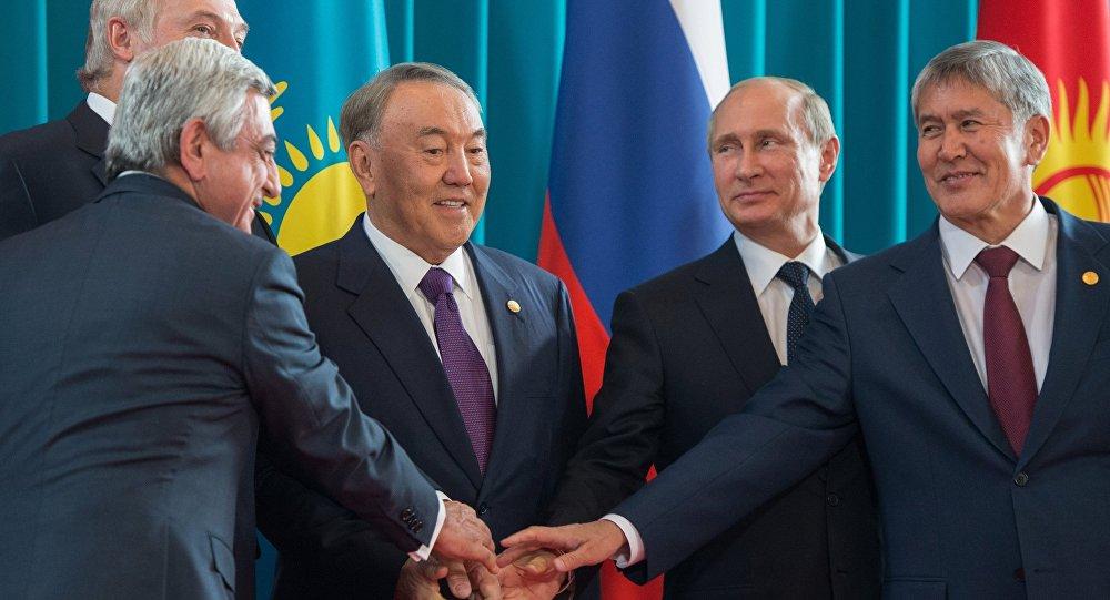 بوتين يدعو لتعزيز التعاون بين الاتحاد الاقتصادي الأوراسي والأمم المتحدة