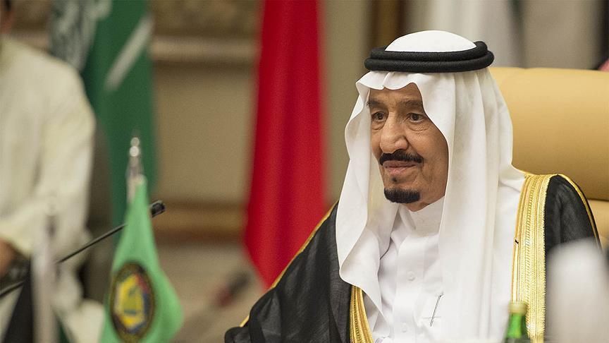 العاهل السعودي يبحث مع وزير عراقي العلاقات الثنائية