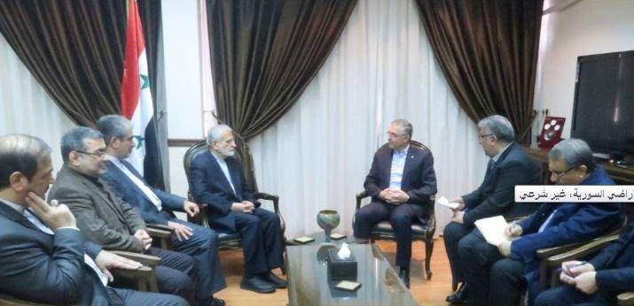 خرازي: الوجود الامريكي في الاراضي السورية، غير شرعي