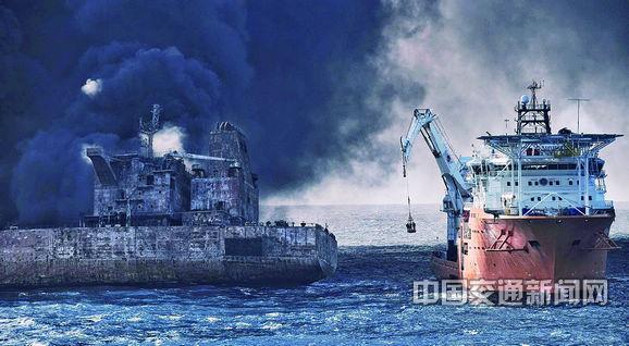 القنصل الايراني: ندرس الصندوق الاسود لناقلة النفط ' سانجي' بحساسية بالغة