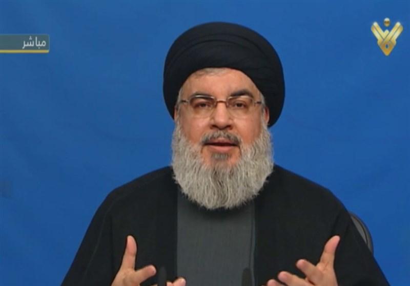 السيد نصرالله: الاتهامات الامريكية لحزب الله ظالمة ولا تستند الى اي وقائع