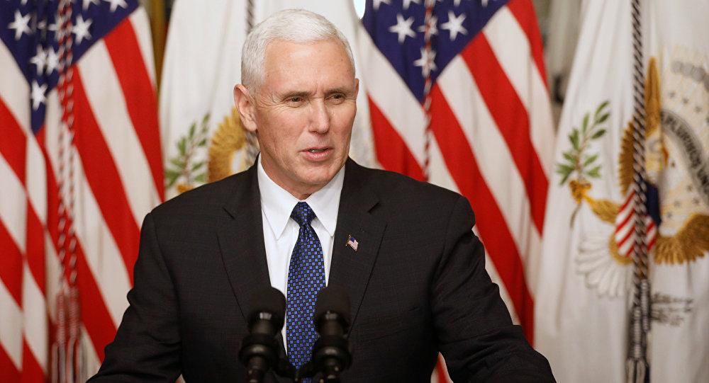 البيت الأبيض: زيارة بنس إلى الشرق الأوسط ستتم في موعدها