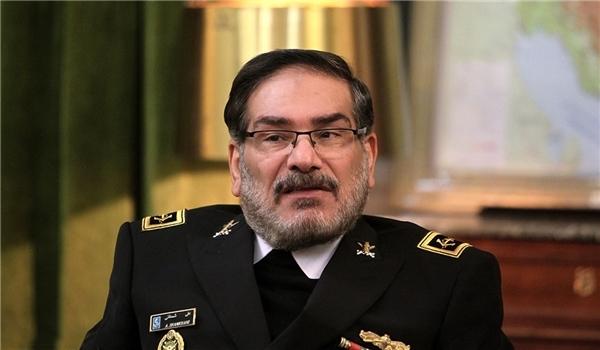 شمخاني: ما يحصل في إيران سينتهي خلال أيام