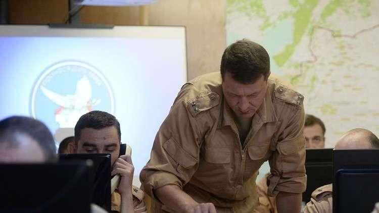 حميميم: تواصل الأنشطة الرامية إلى تسوية سلمية في سوريا