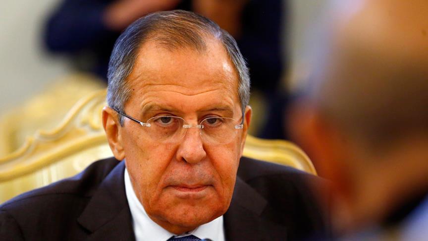 لافروف: الرئيس الفلسطينى على استعداد للقاء نتنياهو فى روسيا