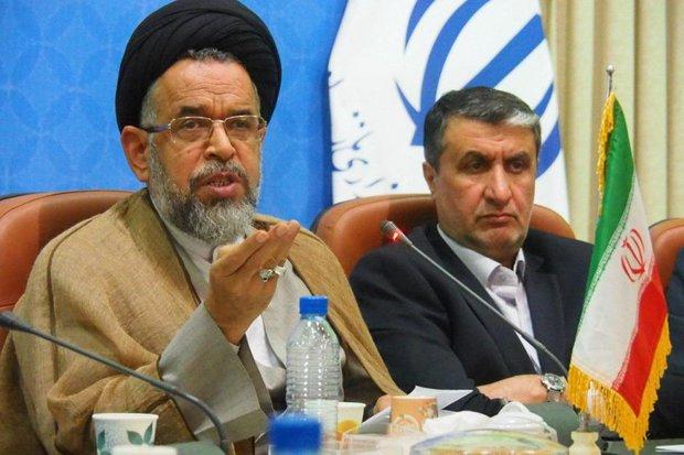 وزير الأمن الإيراني: إدارة الاضطرابات الأخيرة أثبتت اقتدار إيران للعالم