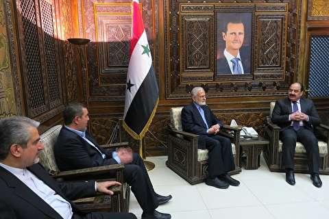 خرازي: فشل الاعداء علي الصعيد العسكري في سوريا لا يعني انتهاء المؤامرة