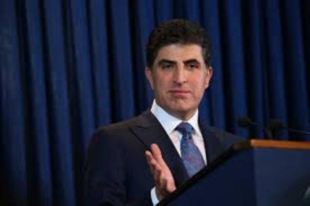 رئيس وزراء كردستان العراق يصل الي طهران