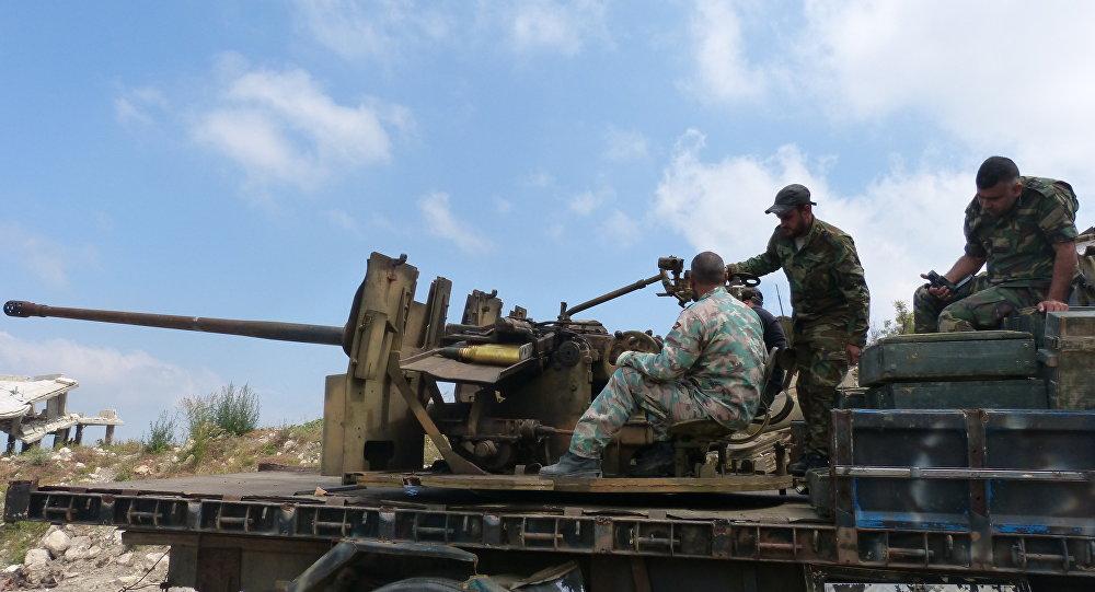 الجيش السوري يبدأ بتصفية مجموعة جبهة