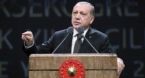 أردوغان: لن نتراجع عن عملية عفرين وهناك اتفاق مع روسيا