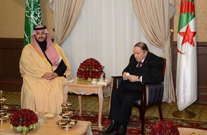 ظهور بوتفليقة في استقبال أمير سعودي يثير جدلا