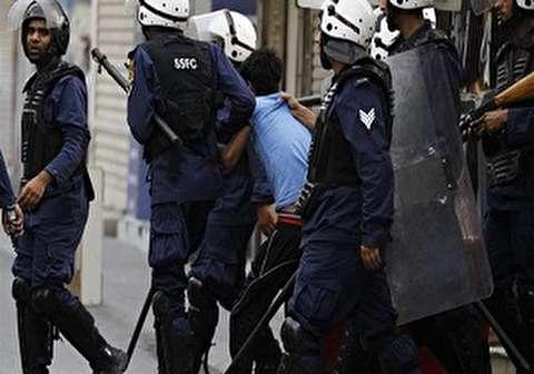 النظام الخليفي مدعوما بميلشيات مسلحة يشن حملة اعتقالات عشوائية