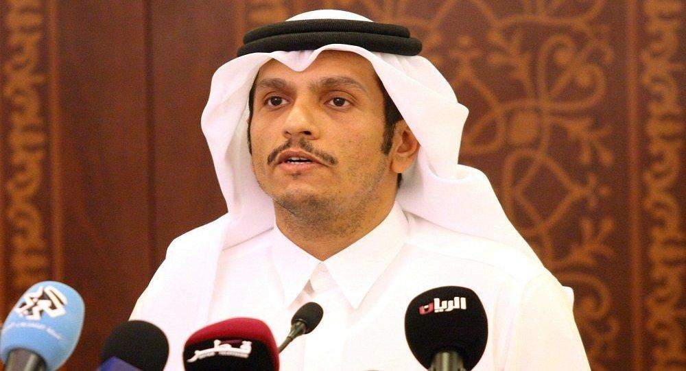 وزير خارجية قطر: هذا ما تريده السعودية والشعب مستعد للقتال