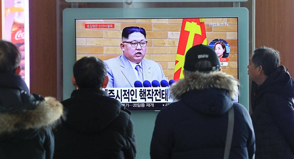 كوريا الشمالية توجه نداء تاريخيا لجارتها الجنوبية
